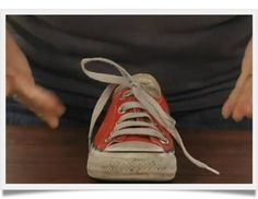 How To Teach A 6-Year-Old To Tie Shoes In 5 Minutes