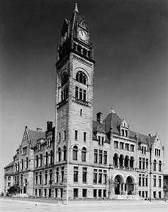 Bay City City Hall, Bay City Michigan