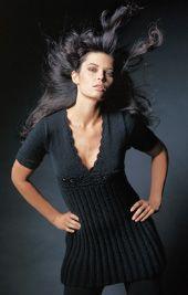 Lana Grossa - Model of the Month » December 2007