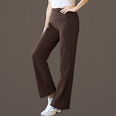 Teez-her Skinny Pants - The magic is in the hidden mesh tummy control panel that gives you a smooth, slenderizing view while remaining comfy and breathable.