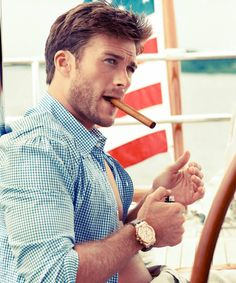Scott Eastwood Is All Grown Up & A Total Babe #refinery29