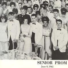 Senior Prom 1965