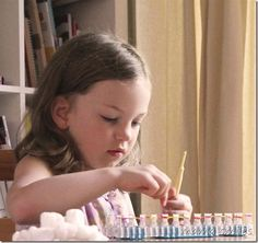 Playful ways to help your child get ready for kindergarten by developing fine motor skills!