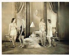 1930s lingerie