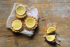 Lemon Tarts.