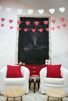Valentine's Party Ideas