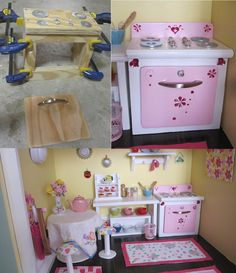 AG stove for the doll house