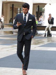 gentleman like