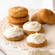 Bake these Irish Creme Delights for your St. Patrick's Day festivities: http://www.bhg.com/holidays/st-patricks-day/recipes/delicious-st-patricks-day-desserts/?socsrc=bhgpin030714irishcremedelights&page=8