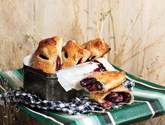Cherry Hand Pies Recipe  at Epicurious.com