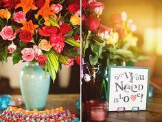 Mini wedding (meu estilo favorito!)    Foto: Blog Constance Zahn