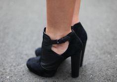 Get on my feet.