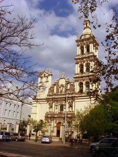 Catedral de Monterrey , México