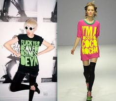 Fashion Inspiration from all angles: The graphic tee