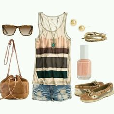 shoes, outfits, fashion, cloth, style, weather, sandals, closet, summerspr outfit