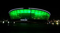 The SSE Hydro by nig
