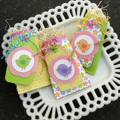 Make Favors out of TP Tubes - by Kathy Martin