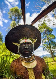 Papua New Guinea by Eric Lafforgue, via Flickr