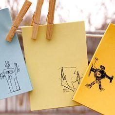 Custom Craft Doodle Pad