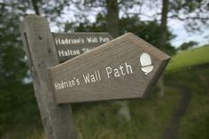 Hadrian's Wall was built by the Romans as a defensive fortification against the northern tribes.  Thank you for following us. If you have a spare 5 minutes, we'd really appreciate it if you could fill in this short survey, so we have a better idea of what you'd like to see! http://www.frameworksurvey.com/survey/selfserve/178f/140511