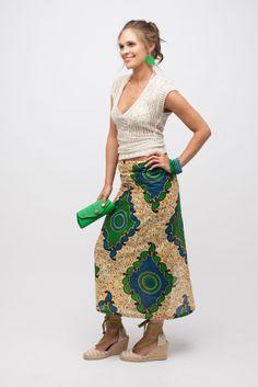African Textile / Sarong - Dsenyo #fairtrade clothing