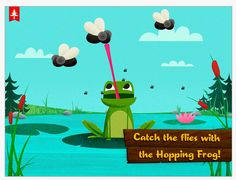 Kapu Forest App for iPad-matching, sorting, visual motor skills-interactive play. From OT's with Apps. Pinned by SOS Inc. Resources @sostherapy.
