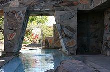 Taliesin West, near Scottsdale
