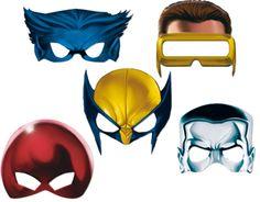 cyclops mask template - printable batgirl mask cake ideas and designs