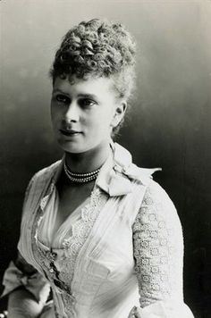 Her Serene Highness Princess Victoria Mary of Teck (1867-1953)