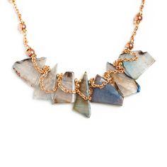 jewelry necklaces, statement necklaces, accessori, beauti jewelri, vanessa mooney, fashion jewelri, online boutiques, brass, neysa necklac