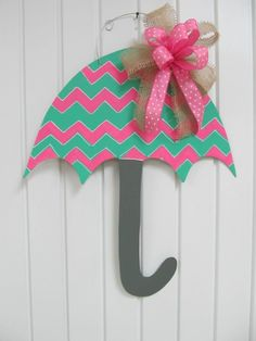 Umbrella door hanger