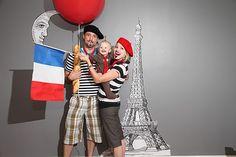 Paris photobooth
