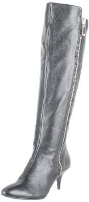 "Calvin Klein Women's Jewel Knee-High Boot.  $171.75 - $183.20            Calvin Klein is a premier American designer and global brand leader responsible for creating everything from home goods to fashionable shoes and apparel. Known as ""the supreme master of minimalism,"" Calvin Klein is one of the world's most prestigious and luxurious brands, ..."