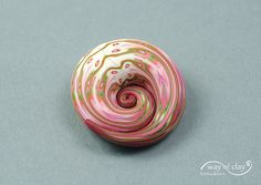 cane snail by way of clay, via Flickr