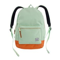 holy smokes - mint bookbag!!!! <333