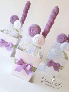 Sweet Treats Baby Shower Centerpiece, Diaper Cake, Topsy Turvy Diaper Cake, Baby Shower, Candy Baby Shower, Decoration, washcloth lollipop