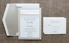 lace wedding invitation diy invit, invit idea, wedding invitations, secret plan