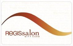 Regis Salon Gift Card $25.00
