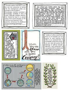 Scripture Journal quotes ~ Free Printable!