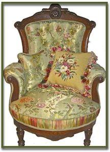 Choosing Appropriate Upholstery Fabrics for Period Decorating: Part II   What makes a fabric durable?