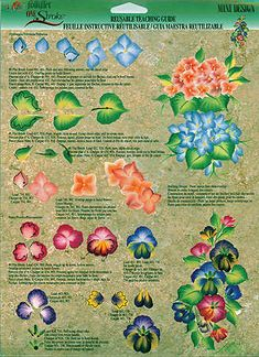 one stroke painting | ... - Donna Dewberry - One Stroke - Painting Supplies - Craft Supplies
