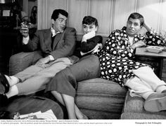 Dean, Audrey and Jerry