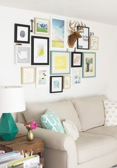 Minted Gallery Wall   Giveaway