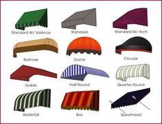 hous exterior, decor, architectur, outside window awnings, front doors, awnings for windows, door awn, outdoor idea, awn fabric