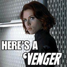 It's the LLAMA SONG turned into Avengers song!  'venger 'venger HULK.