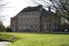 Milton Manor House: An elegant 18th century house built by Inigo Jones for Bryant Barrett, lacemaker to King George III.