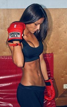 fitspo boxing be fit
