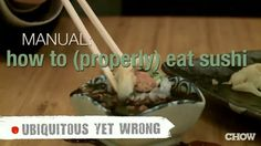 isst sushi richtig