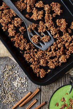 buckwheat for breakfast