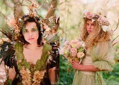 Wedding costume mania